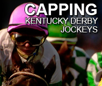 Capping Kentucky Derby Jockeys