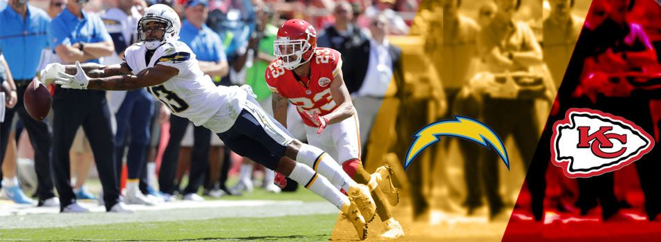 Chargers visit Chiefs in massive Thursday Night Football NFL betting matchup | News Article by SportsBettingOnline.ag