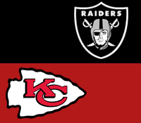Thursday Night Football betting preview: Kansas City Chiefs at Oakland Raiders