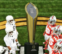 Capping college football's national title race