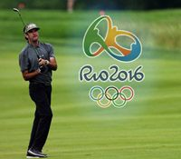 Favorites to capture the men's golf gold at the 2016 Summer Olympics