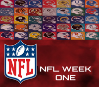 What football bettors should watch for in NFL Week 1