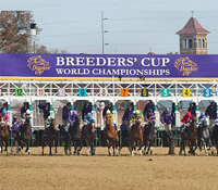 2 Horses That Could Challenge American Pharoah At The Breeders Cup Classic