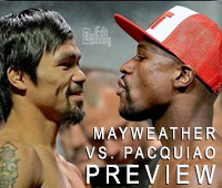 Mayweather vs. Pacquiao Preview