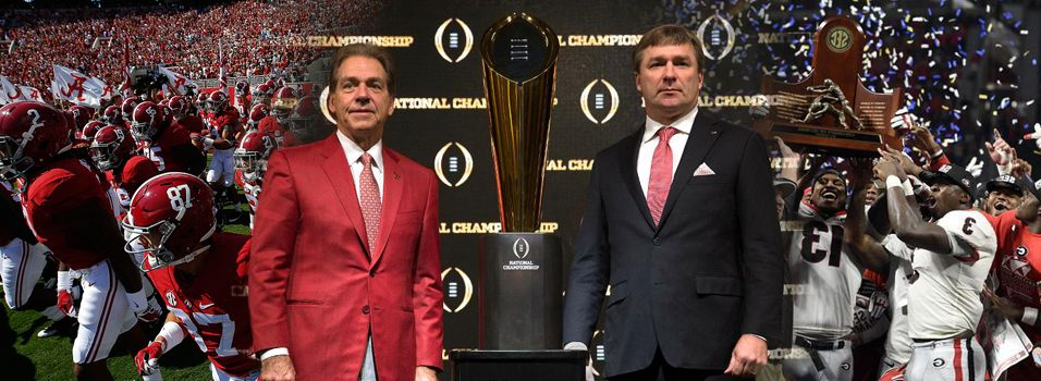 Three alternative ways to wager on the CFP National Championship betting odds | News Article by SportsBettingOnline.ag