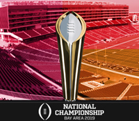 As the college football schedule heats up, these are the CFP Championship betting favorites