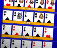 Popular Video Poker Variations