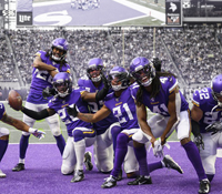 NFL Sunday Night Football betting: Can Vikings cool red-hot Cowboys offense?