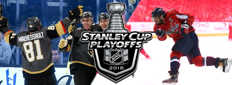 Best ways to wager on the Golden Knights' and Capitals' Stanley Cup final betting odds | News Article by SportsBettingOnline.ag