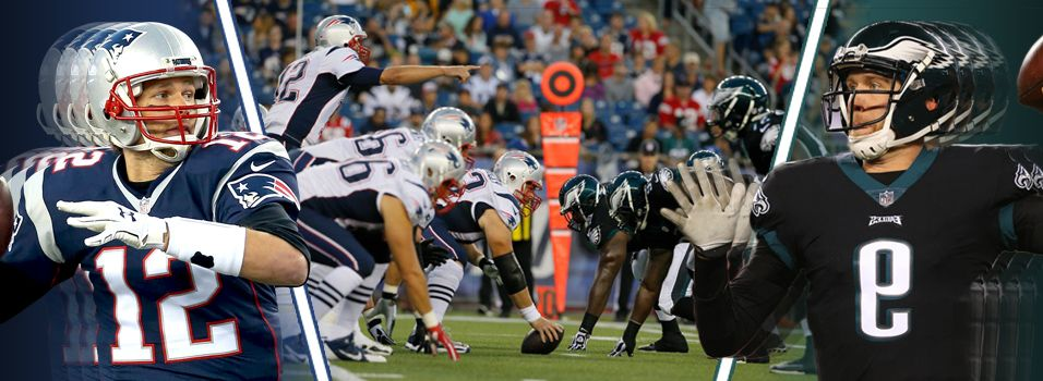Breaking down the best reasons to bet either the Patriots or Eagles in Super Bowl LI | News Article by SportsBettingOnline.ag