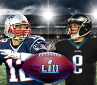 Breaking down the best reasons to bet either the Patriots or Eagles in Super Bowl LII