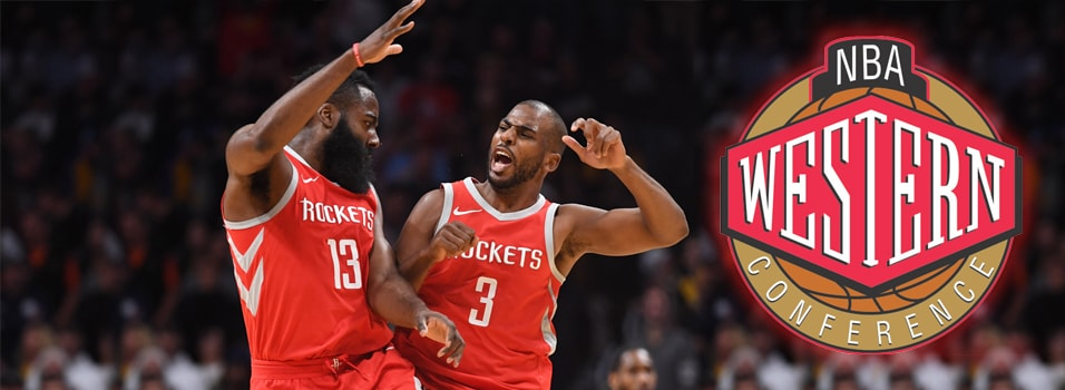 How the West was won: Betting on the NBA Western Conference winner | News Article by SportsBettingOnline.ag